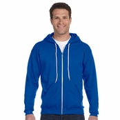Anvil Combed Ringspun Fashion Fleece Full-Zip Hoodie