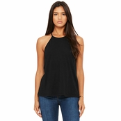 Bella + Canvas Ladies Flowy High Neck Tank