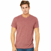 Bella Canvas Men's Poly-Cotton Short-Sleeve T-Shirt