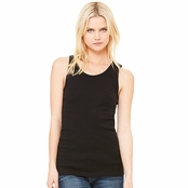 Bella Canvas Ladie's Baby Rib Tank Top