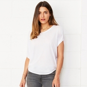 Bella Canvas Ladie's Flowy Circle Top