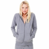 Bella Canvas Ladie's Full-Zip Hoodie