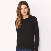 Bella Canvas Ladie's Missy Long-Sleeve Jersey T-Shirt