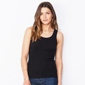 Bella Canvas Ladie's Rib Tank Top