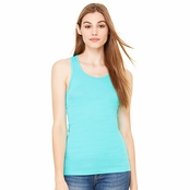 Bella Canvas Sheer Ribbed Racerback Tank