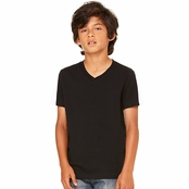 Bella Canvas Youth V-Neck T-Shirt