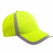 Big Accessories Reflective Safety Cap