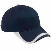 Big Accessories Sport Wave Baseball Cap