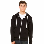 Bella Canvas Unisex Triblend Full-Zip Hoodie