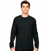 Champion Vapor Cotton Long-Sleeve T-Shirt