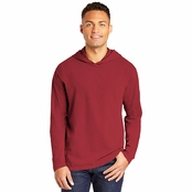 Comfort Colors Heavyweight Long-Sleeve Hooded T-Shirt