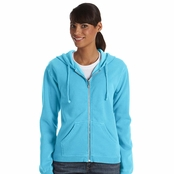 Comfort Colors Ladie's Garment-Dyed Full-Zip Hoodie