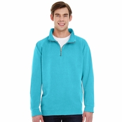Comfort Colors Quarter-Zip Sweatshirt
