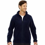 Core 365 Journey Men's Tall Full-Zip Fleece Jacket