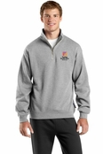 Custom Embroidered Sport-Tek 1/4 Zip Sweatshirt