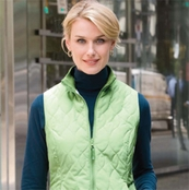 Devon & Jones Ladies' Quilted Vest