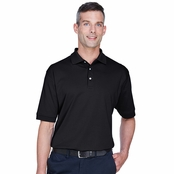 Devon & Jones Perfect Pima Interlock Polo Shirt