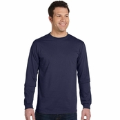Econscious Men's 100% Organic Cotton Classic Long-Sleeve T-Shirt