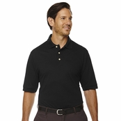 Extreme Men's Short Sleeve Pique Polo Shirt