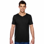 Fruit of the Loom 100% Sofspun Cotton V-Neck T-Shirt