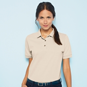 Gildan Ladies Heavyweight Cotton Pique Polo Shirt
