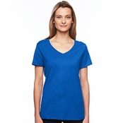 Hanes Ladie's X-Temp Performance V-Neck