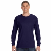 Hanes Tagless ComfortSoft Long-Sleeve T-Shirt