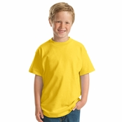 Hanes Youth Beefy-T  T-Shirt