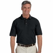Harriton Cotton Pique Polo Shirt