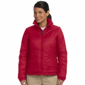 Harriton Ladies Essential Polyfill Jacket