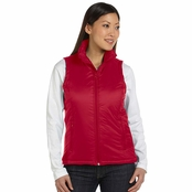 Harriton Ladies Essential Polyfill Vest