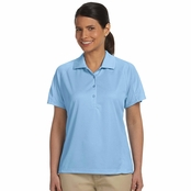 Harriton Ladies Polytech Mesh Polo Shirt