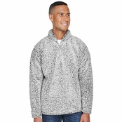 J America Adult Epic Sherpa Quarter-Zip