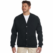 Jerzees Adult Cardigan Sweater