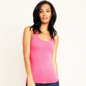 Next Level Ladie's Jersey Racerback Tank
