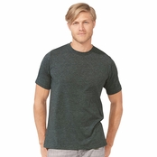 Next Level Men's Poly/Cotton Short-Sleeve Crew T-Shirt