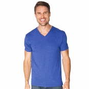 Next Level Men's Triblend V-Neck Tee