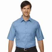 North End Maldon Men's Short Sleeve Oxford Shirt