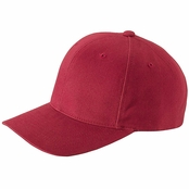 Yupoong Brushed Cotton Twill Mid-Profile Cap