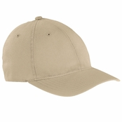 Yupoong Garment-Washed Twill Cap