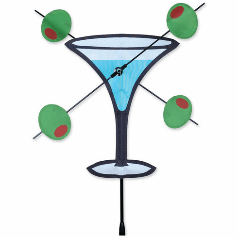 14 In. Whirligig - Martini