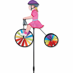 19 In. Tricycle Spinner - Girl