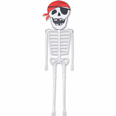 21 foot Pirate Skeleton Kite