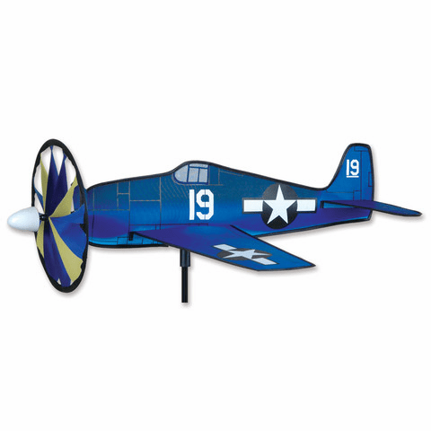 Airplane Spinner - Hell Cat-20in