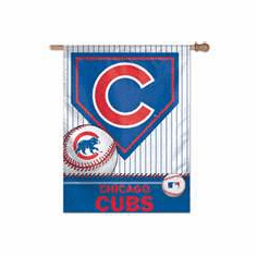 Chicago Cubs  House  Banner  27x37