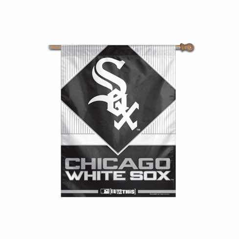 "Chicago White Sox Banner 27""x37"""