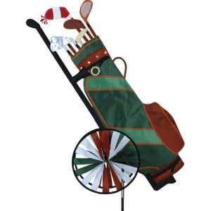 Golf Bag Spinner