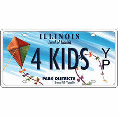 ILLINOIS STATE WIDE FLYING FOR KIDS  KITE FLY April 2019