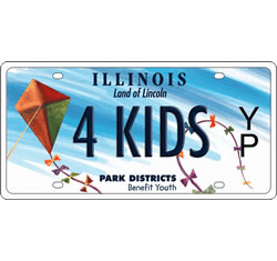 ILLINOIS STATE WIDE FLYING FOR KIDS  KITE FLY April 2020