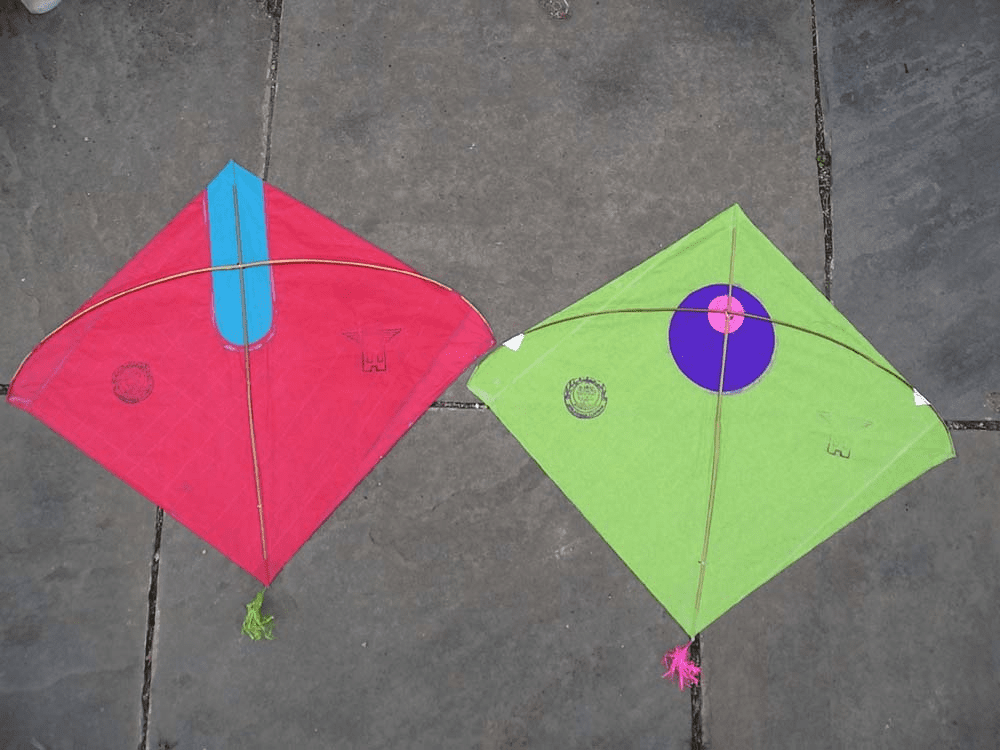 MED FIGHTER KITES